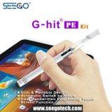 Hot Selling Seego G-Hit PE Kit Cbd Kit Vape Pen Kit Cartouche d'huile Cbd avec une qualité supérieure