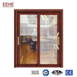 Portelli scorrevoli di vetro esterni della rottura dei portelli scorrevoli della prova di alluminio termica dell'aria