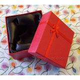 Presente caso de los rectángulos de regalo para el rectángulo del reloj de los pendientes del anillo de la joyería del brazalete