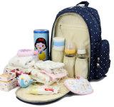Zaino isolato moderno del sacchetto del pannolino del bambino della mummia del fornitore della Cina più nuovo