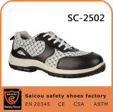 Горячая продавая анти- Smashing обувь безопасности Punctrue упорная для работы Sc-2502