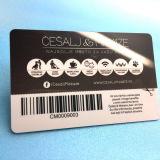 Scheda senza contatto di frequenza ultraelevata RFID UCODE G2XM del PVC della mpe Class1 Gen2