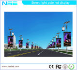 지적인 도시 옥외 P5 P6 P8 3G/WiFi 폴란드 발광 다이오드 표시 스크린