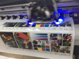 Xaar 1201 de 1.8m Afdrukkende Digitale UVPrinter van de Breedte
