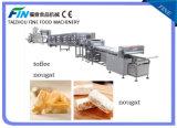 De Machine van het suikergoed om het Suikergoed van de Sesam, het Product van de Deklaag van de Chocolade, Noga, Sugus, het Suikergoed van de Melk, het Vierkante Suikergoed van de Vorm Te produceren