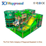 Campo da giuoco molle dell'interno dei mini bambini della Camera del parco di divertimenti