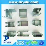 Typische Türen u. Windows-Aluminiumprofil für Afrika-Guine
