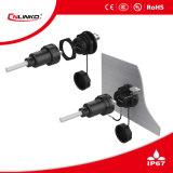 Cable de los datos Cable/USB del USB IP67 con la funda protectora para el equipo audio