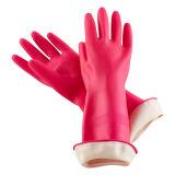 Очистка водонепроницаемые перчатки из латекса домашних хозяйств