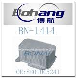 Radiatore dell'olio del supervisore III di traffico II 2.0 Dci della parte di recambio dell'automobile di Bonai (8201005241) per Renault