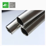 Tubo redondo caliente del acero inoxidable de 2017 ventas y tubo grabado de la fábrica de Foshan