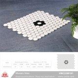 Строительный материал керамической мозаикой бассейн плиткой (VMC23M101, 300X260мм+23x26x6мм)