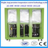 macchina di raffreddamento del refrigeratore raffreddato ad acqua industriale 12.84kw