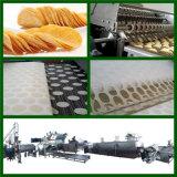 Chaîne de fabrication fabriquée de pommes chips de la capacité 200kgs/Hr