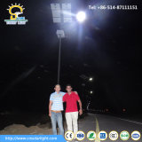 lâmpada 90W solar com 9m pólo claro
