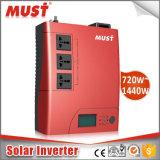 高周波660W 800W 1440W PWM 30A太陽インバーター