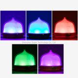 elektrischer Aroma-Aroma-Diffuser (Zerstäuber) des wesentlichen Öl-200ml mit ändernden Licht dem 7 Farben-LED