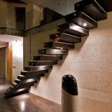 Nouveaux arrivés Interieur Led escalier en bois Escaliers design flottant
