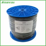 PV van de Kern van de Draad van gelijkstroom Tweeling Communicatie van de Kabel 4mm2 Kabel