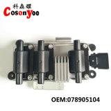Auto Bobine. Audi C4/C5/B4/B5, A4/A6/A8 (liutroep) 2.4/2.6/2.8, Passat, Skoda, Hao Rui, enz.Model: 078905104.