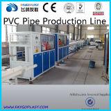 tubería de PVC que hace la máquina para cable eléctrico y proveedor de agua