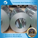 Bobine d'acier inoxydable de la qualité 410 pour des matériaux de décoration