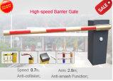 A melhor porta da barreira do sistema do estacionamento do controle de acesso da qualidade