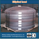 탄소 강철 및 스테인리스 타원형 헤드 또는 탱크 헤드 또는 엔드 캡