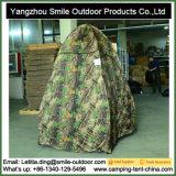 Peso leggero che piega la tenda automatica di Treestand del camuffamento di caccia del tetto