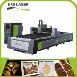 Ahorro de energía de corte máquina de corte láser de fibra verde 3000*1000mm de área de venta