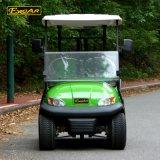 새로운 2명의 사람들 전기 소형 골프 카트