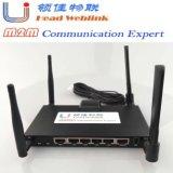 1200Mbps 2.4GHz и 5.8GHz удваивают маршрутизатор полосы беспроволочный 802.11AC WiFi с двойным гнездом для платы SIM и гнездом для платы SD