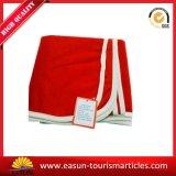 أحمر تطريز لفاف يحبك خطّ غطاء