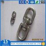 中国の安いステンレス鋼の目および目の旋回装置