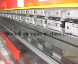 Jsl Placa Metálica hidráulico da marca do equipamento da máquina dobradeira de dobragem