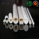 99.9% Tubo di ceramica dell'allumina refrattaria