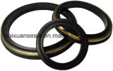 Rubber (NBR/FKM ECT.) Hammer union seal with Brass or Stainess Steel bake UP for Oilfiled equipment parts