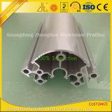 На заводе Zhonglian Custom штампованного алюминия беседки Пергола