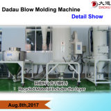 Speicherwasser-Becken, das Maschine herstellt