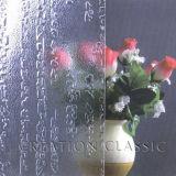 3-12mm Limpar vidro chuveiro, banheira e chuveiro em vidro padrão Scerrns Glassis9001