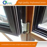Efficacité énergétique Alu. - Chambre verte en bois avec le double verre trempé
