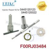 Original Erikc Kits de reparação de Rampa comum F00rj03484 (DSLA140P1723, F00RJ02130, F00VC99002) para Bosch 0445120123, 0445120022 4937065