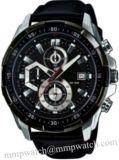 8033 Casioe Original Classic Chronograph Sport Watch, Acero Inoxidable 20 ATM Resistente al agua movimiento Japón ver