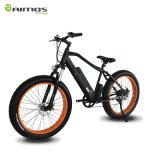 I pedali hanno aiutato la montagna grassa elettrica Ebike della gomma della bici 26inch