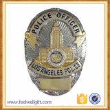 La policía profesional de encargo del metal Badge para la decoración