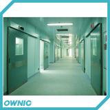 ステンレス鋼の病院の密閉引き戸