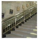 Qualitäts-Edelstahl-Treppen-Geländer-Spalte