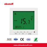 Thermostaat van het Controlemechanisme van de Zaal de Programmeerbare Digitale in het Verwarmen van de Vloer (S600PW)