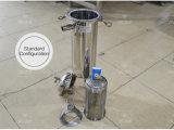 Hohe Leistungsfähigkeits-Milch/Saft-Filter mit elektrischer Pumpe