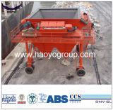 Haoyo Einleitung-Dollar-Ladung-Staub-Montierender Zufuhrbehälter für Verkauf
